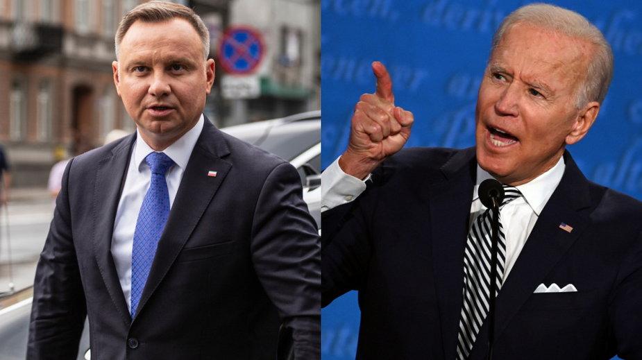 Wybory w USA. Biden kontaktuje się z innymi przywódcami. Polska wciąż czeka