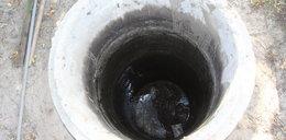 12-latka wpadła do 7-metrowej studni!