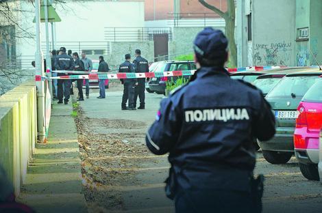 U selu Pope muž je nožem usmrtio oca