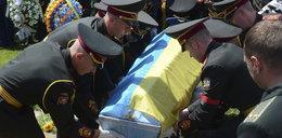 Groza na Ukrainie. Zabici żołnierze, walki...