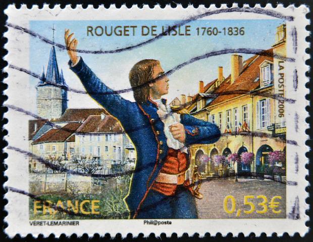 Hymn Fracji - autor Claude Joseph Rouget de Lisle