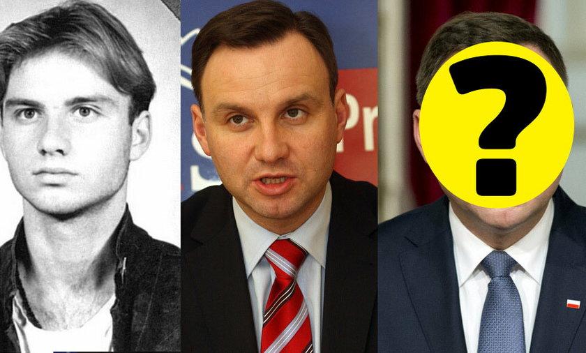 Co się dzieje z twarzą Andrzeja Dudy?