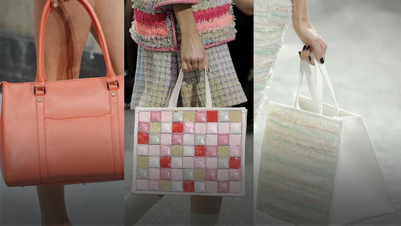 e18ffa1a1 Najmodniejsze torby, które wyszczuplają sylwetkę - Moda