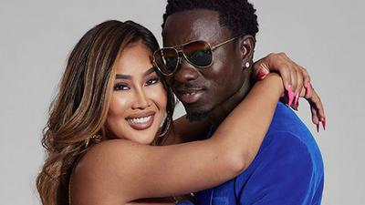 'She's loyal and allows me to have side chick' - Michael Blackson speaks on  proposing to Rada