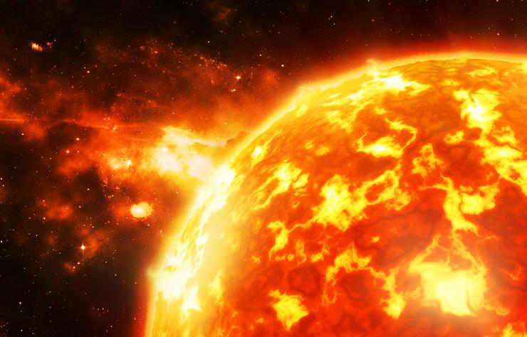 Sunčeva oluja, solarna oluja