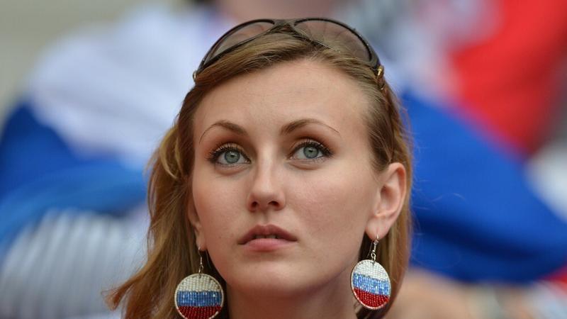 Kibicka Rosji