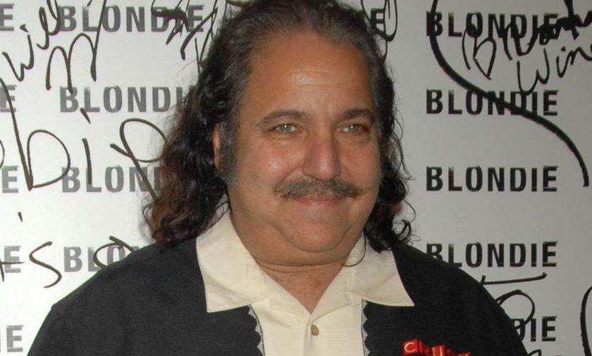 Gwiazda porno Ron Jeremy w ciężkim stanie szpitalu