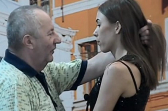 Milijana Božić i Nemanja Stamatović Žabac