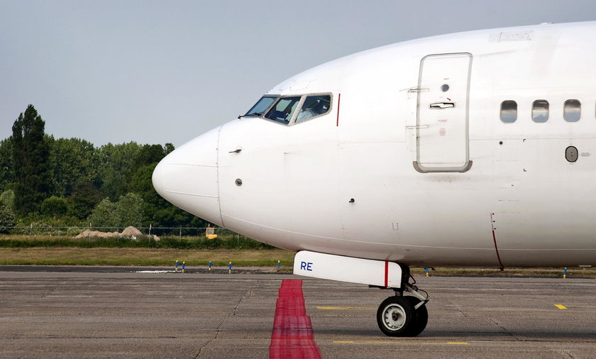 Pijani piloci w samolocie