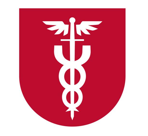 Propozycja herbu KAS. Każdy z symboli ma swoje uzasadnienie – wynika z uzasadnienia do projektu.