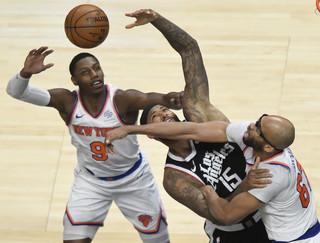 New York Knicks po raz siódmy z rzędu najbardziej wartościowym klubem ligi NBA