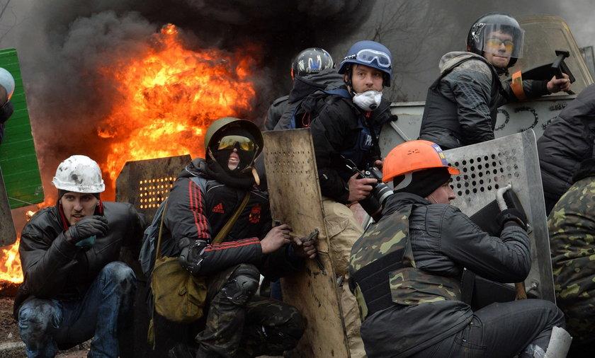 Powstanie na Ukrainie.