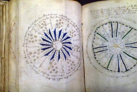 Alhemijski spis, šifrovana poruka ili vanzemaljski artefikat?