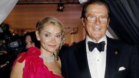 Nie żyje córka Rogera Moore'a. Miała 47 lat
