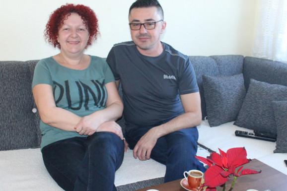 NOVI ŽIVOT Mladić dobio bubreg i invalidsku penziju, pa se i oženio