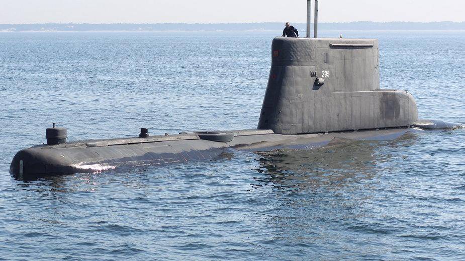 """Polski okręt podwodny ORP """"Sęp"""""""