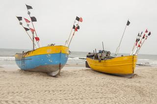 Rewal zaprasza na szerokie plaże