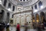 Crkva Svetog groba, Jerusalim, EPA - ABIR SULTAN
