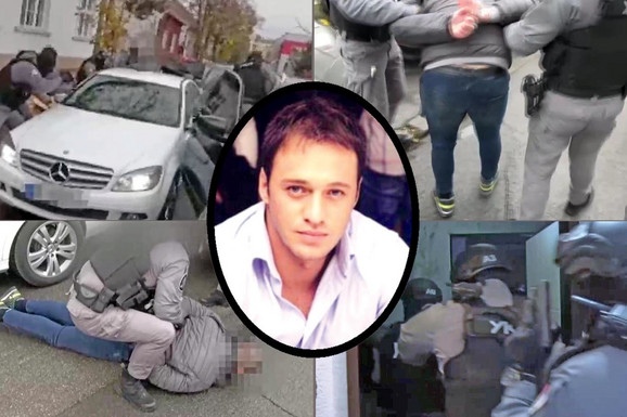 IDENTIFIKOVAN OSUMNJIČENI ZA UBISTVO MIRKOVIĆA Policija intenzivno traga za mladićem (20) sa ozbiljnim kriminalnim dosijeom