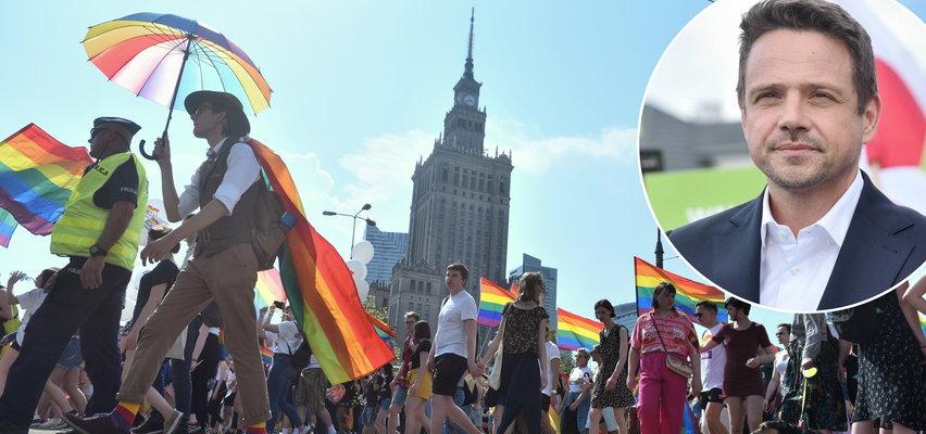 """Parada Równości w stolicy. """"Nasze miasto jest dla wszystkich"""""""