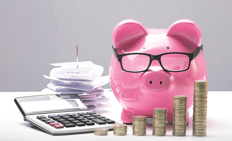 profimedia-0362915068 ekonomija ušteda finansije računi kasica
