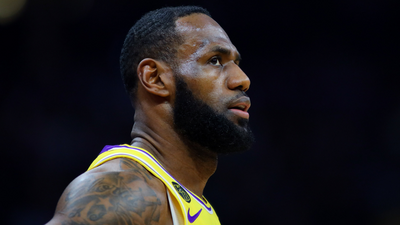 'This is unity': LeBron James shared a powerful video of Colorado protesters chanting 'I can't breathe' in memory of George Floyd