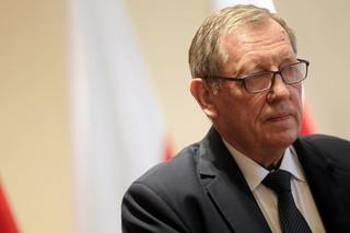 15 sędziów wysłucha ministra Szyszki przed Trybunałem