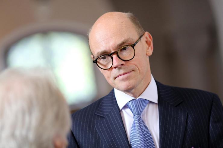 Ambasador Norveške Arne Sanes Bjornstad