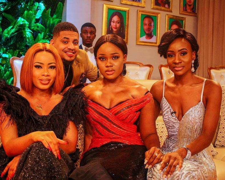 Nina, Rico Swavey, Lolu, Cee-c and Anto will be participating in the Big Brother Naija Reunion show [Instagram/bigbronaija]