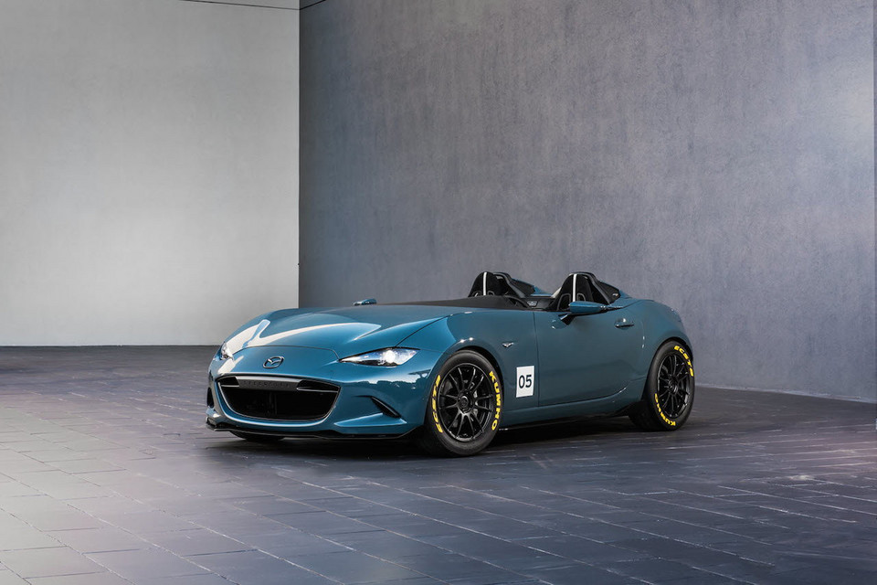 Mazda MX-5 Speedster
