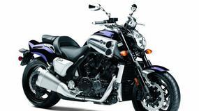 Yamaha V-Max 2013 – nowe…malowanie
