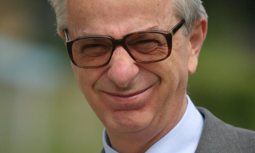 Seksuolog Lew Starowicz.