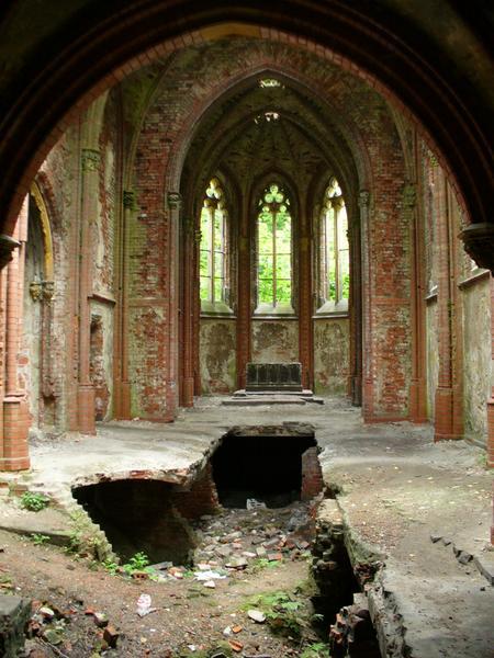 Kaplica pałacowa