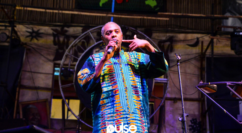 Femi Kuti features on Coldplay's new song, 'Arabesque'