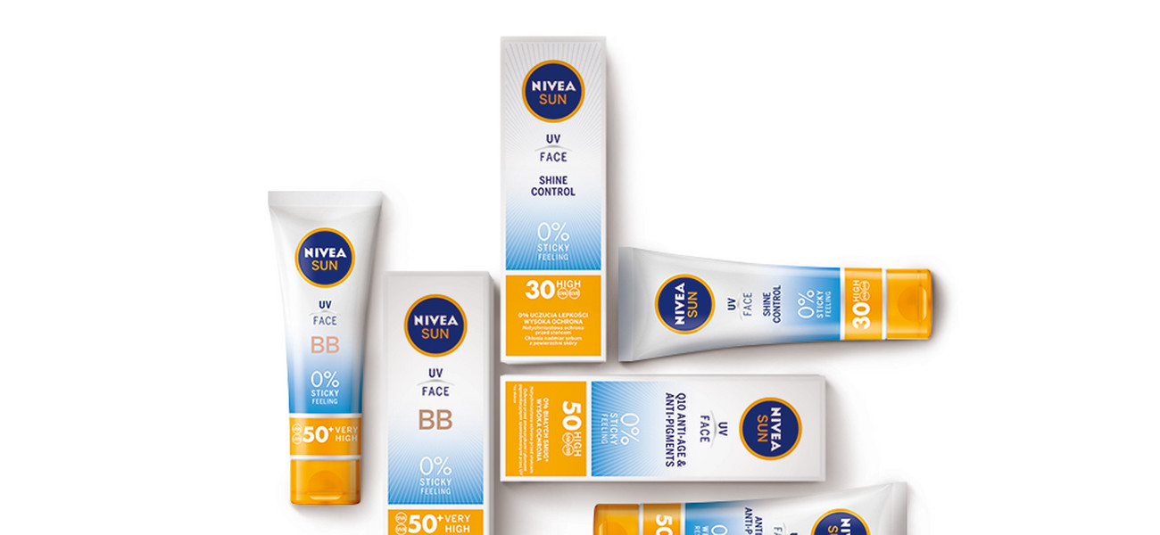 NIVEA SUN UV Face