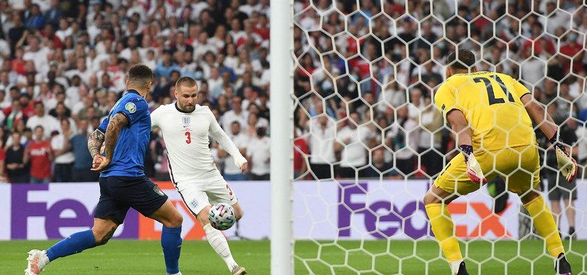 Wembley szaleje! Tak padł pierwszy gol w finale. WIDEO