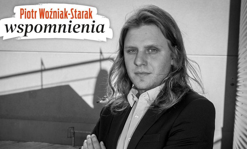 Te filmy zrobił Piotr Woźniak-Starak