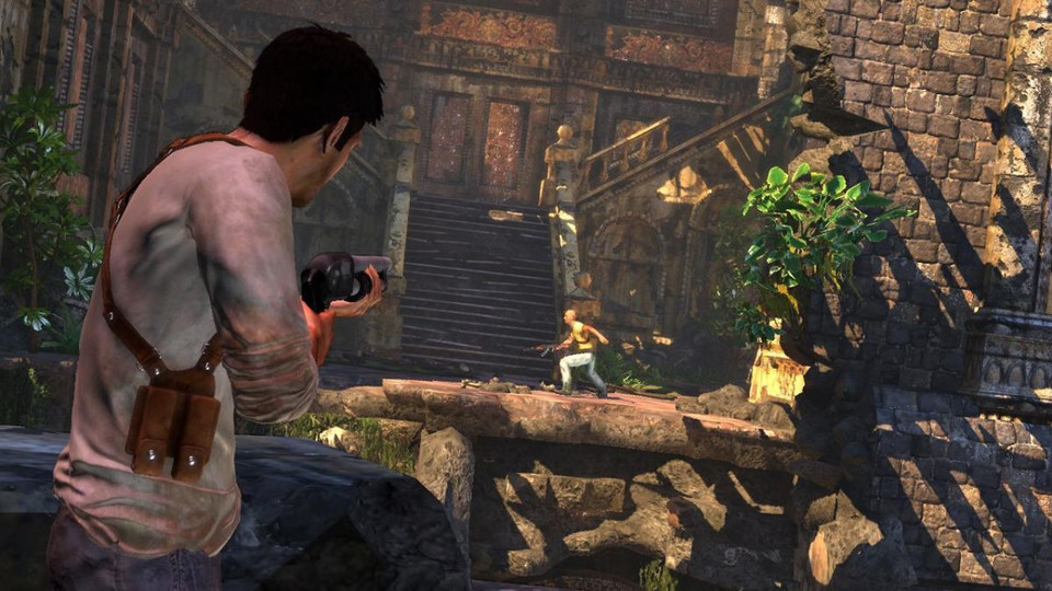 Uncharted - 2007 rok
