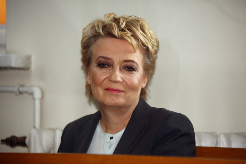 Hanna Zdanowska na ławie oskarżonych