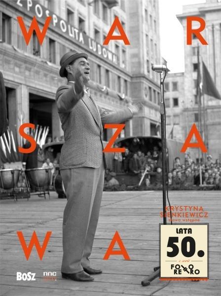 Warszawa lata 50.