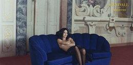 Półnaga siostra Kim Kardashian w reklamie polskiej marki