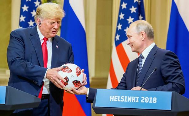 Spotkanie Trump-Putin