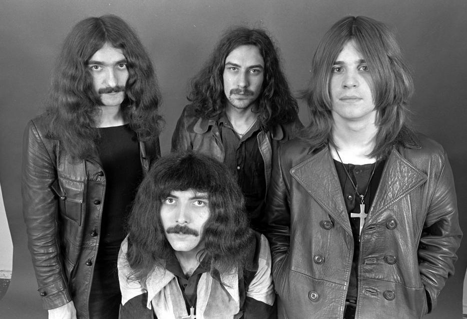 Black Sabbath első lemeze 1970 február 13-án jelen meg / Fotó: Getty Images