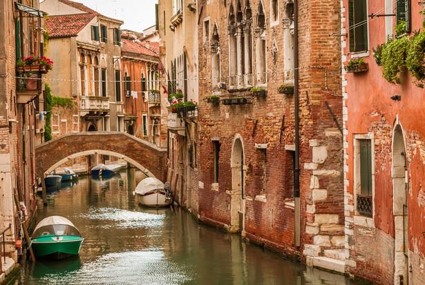 Utrapieniem Wenecji jest nadmierny napływ turystów