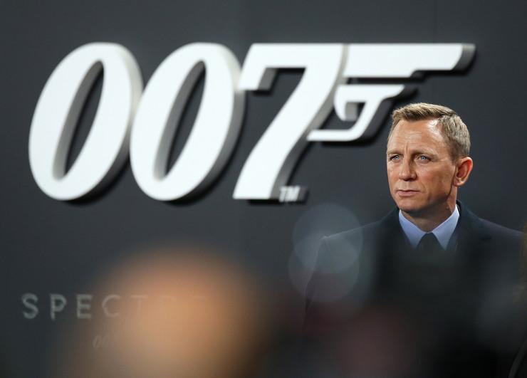 Danijel Krejg, Džejsm Bond