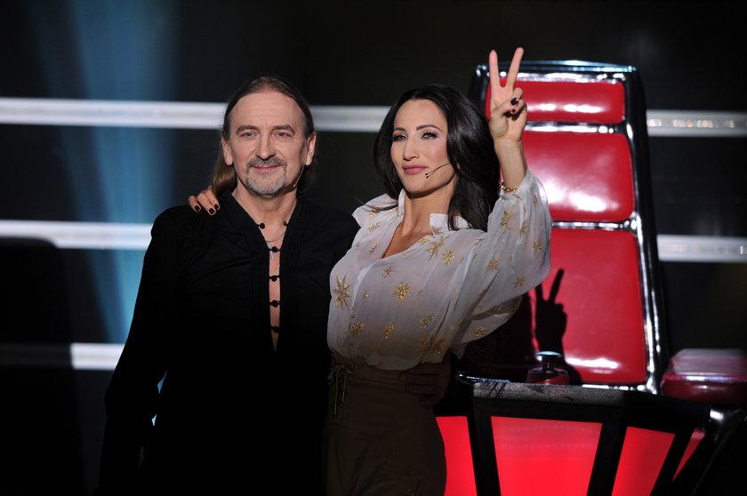 Marek Piekarczyk i Justyna Steczkowska