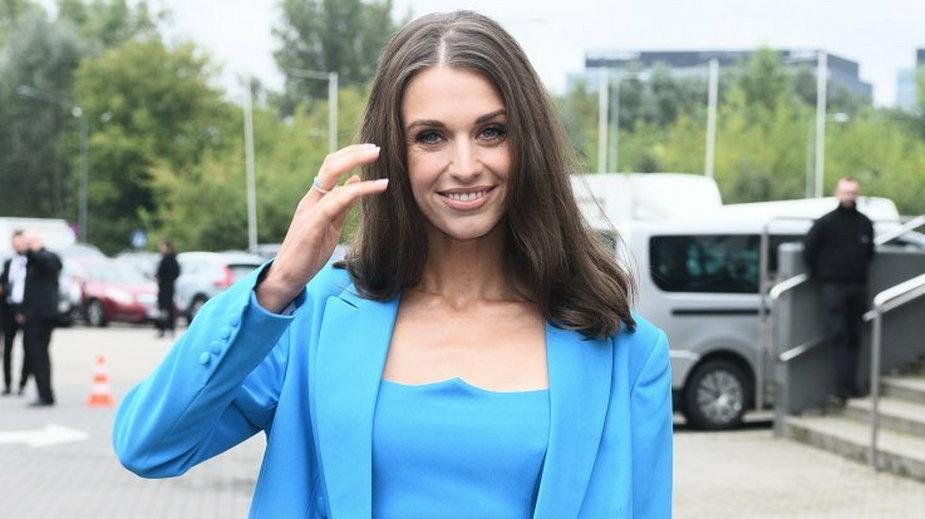 Julia Kamińska ponownie rozgrzała internautów