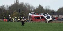 Zderzeniu pociągu z cysterną w Holandii. Jest wielu rannych