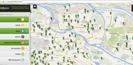 Mapa pokaże ci, gdzie wyrzucisz posegregowane śmieci!