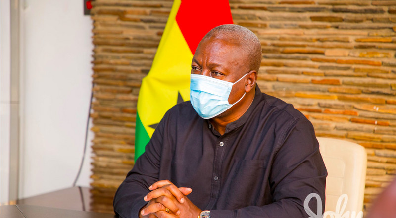 Ejura accident: 7 NDC supporters die; Mahama promises to pay medical bills of survivors